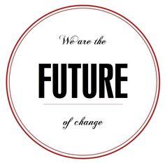 We are the future of change. | KK intl. #krochetkids
