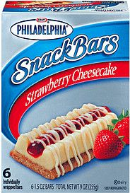 Philadelphia cheesecake snack bars were delicious! I wish they'd bring em back - strawberry & the chocolate! Cream Cheese Snacks, Discontinued Food, 90s Food, My Childhood Memories, 90s Childhood, Sweet Memories, Cheesecake Bars, Strawberry Cheesecake, Snack Bar