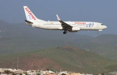 Canary Islands Spotting....Spotter: EC-LPQ Air Europa Boeing 737-85P    LPA/GC    Spot...