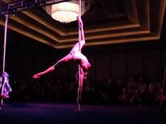 Thank you to Pole Plus McGraths Hill...this is a sample of what you may learn in your 8 week Pole Dancing class which is up for auction at The Girls Night In...