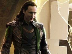 Tom Hiddleston as Loki wins VH1 Hottest Supernatural Character of 2013. | vh1.com
