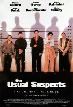 The Usual Suspects (Bryan Singer, 1995)
