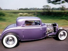 Pete Tyas 1932 3-Window Coupe.....won many hot rod show awards