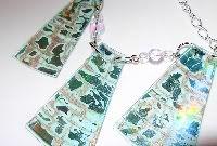 4 DIY Tutorials for Pendants using Mixed Medias | Brandywine Jewelry Supply Blog