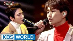 ONEW(SHINee) & Jung Yonhwah(CNBLUE) - Exhausted [2016 KBS Song Festival ...
