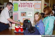 These Science Fair projects just made my day (25 Photos)