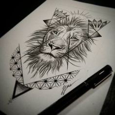 lion tattoo tumblr - Google Search