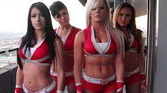 houston rockets cheerleaders - YouTube