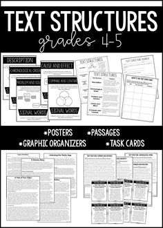 Check out this post for informational text structure mentor texts and read alouds for teaching text structure. The post also includes tips for introducing and teaching text structure to upper elementary students. Informational Writing, Nonfiction, Text Structures, 6th Grade Reading, Common Core Reading, Mentor Texts, Teaching Reading, Reading Practice, Read Aloud