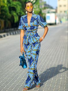 Zuvaa Marketplace, an online boutique that connects artisans with customers seeking African-inspired clothing, is a treasure trove of unique fashion finds. African Men Fashion, Africa Fashion, African Fashion Dresses, Fashion Outfits, African Print Dresses, African Dress, African Clothes, African Attire, African Wear