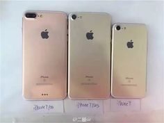 New Report Confirms 'iPhone 7' and 'iPhone 7 Plus' Names, Effectively Ending 'iPhone 7 Pro' Rumors - Mac Rumors
