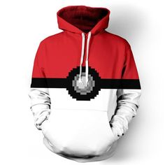 """belovedwear® presents the #gottacatchemall Hoodie by #drewwise. This """"all over"""" print crewneck sweatshirt is made using a special sublimation technique to provi"""