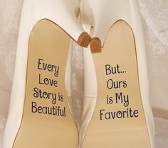 Every Love Story Is Beautiful But Ours Is My por CraftyWitchesDecor