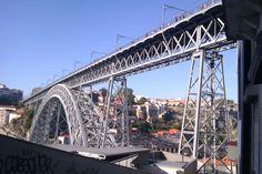 Luis I bridge.....Porto/Portugal  photo by Paulo Ferreira