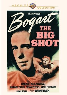 The Big Shot - DVD-R (Warner Archive On Demand Region 1) Release Date: March 3, 2015 (Screen Archives Entertainment U.S.)