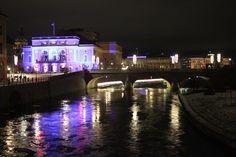 Stockholm, Sweden. The opera.