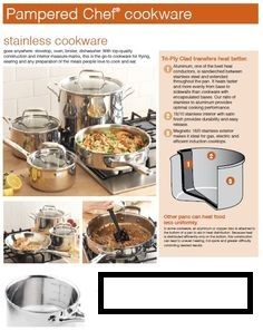 go to www.pamperedchef.biz/annawylie to pick your cookware!