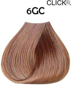 Dark Golden Copper Blonde 6gc 3 Oz Description Developlus Satin Hair Color