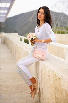 sneakers with casual chic 2017 outfit