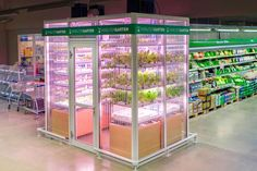 The Next Farm Is In Your Local Supermarket — Pop-Up City