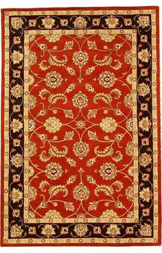 nuLOOM Hand Tufted Wool Nubia Area Rug | Traditional Rugs