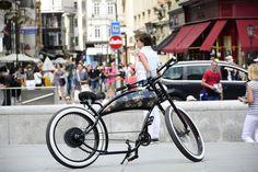 Electric Chopper Bike, Bicycle, Bicycle Kick, Bike, Bmx, Bicycles