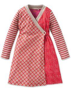 Tjalda Dress Red Jersey