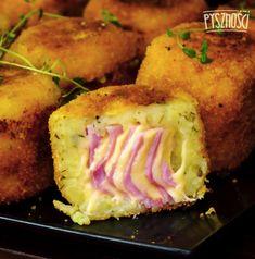 Smacznego! B Food, Baked Potato, Potato Salad, Food And Drink, Baking, Ethnic Recipes, Events, Yummy Food, Snacks