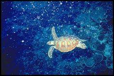 La tortuga representa la madre tierra