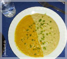 Unsere zweifarbige Suppe mit Pastinaken und Möhren ist ein einfaches und schnelles Rezept für Kinder, das obendrein noch sehr gesund ist: http://www.familienkost.de/rezept_pastinaken-moehren-suppe.html