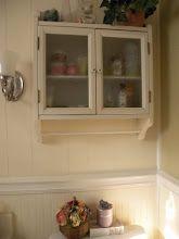 Miniature Design ~ Decorating~ My Cottage Lifestyle Cottage Design, Small Bathrooms, Mini Me, Primitives, Miniatures, Train, Models, Decorating, Building