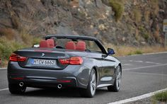 BMW 435i Convertible M Sport Package 1920 x 1200 wallpaper