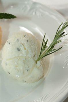 Glace Miel et Romarin - Mes P'tits Biscuits Gourmands et Autres Délices