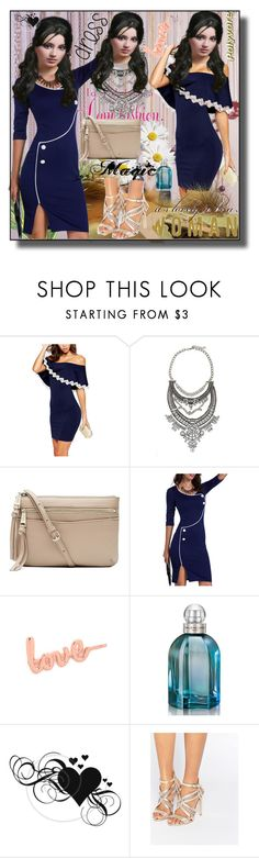 """""""set 65"""" by fahirade ❤ liked on Polyvore featuring Chanel, Witchery, ban.do, Balenciaga and Miss KG"""