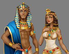 eunmi choi on Behance Egyptian Cat Goddess, Egyptian Art, Anubis, Whimsical Photography, Ancient Egypt Art, Concept Art Tutorial, Pagan Gods, Egyptian Costume, Character Design Girl