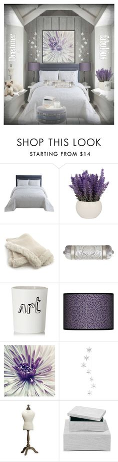 """""""VCNY Bedding!"""" by eco-art ❤ liked on Polyvore featuring interior, interiors, interior design, home, home decor, interior decorating, VCNY, Hotel Collection, Austin Horn and Bella Freud"""