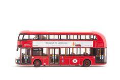 Corgi manufactured scale model of an Hybrid bus fir ,Hybrid London Bus. Corgi manufactured scale model of an Hybrid bus fir , New Routemaster, Double Decker Bus, London Bus, London Transport, Vintage London, Commercial Vehicle, Scale Models, Diecast, Transportation