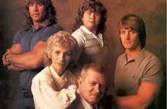 The Von Erich Family Wrestlers