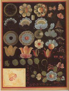 Decorative Painting Bookstore Basics of Folk Art 2 - Jo Sonja Jansen - OOP