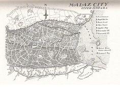 Malaz City / MALAZAN BOOK OF THE FALLEN ~ Steven Erikson / Ian C. Esslemont
