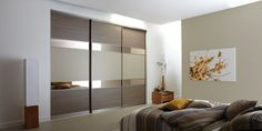 The Most Popular Choices for Wardrobe with Sliding Doors Shining Wardrobe Design With Nice Sliding Doors For Elegant Bedroom Ideas With Neutral Wall Color