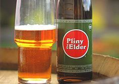 Pliny the Elder! You can brew your own hoppy nectar with this clone recipe! | E. C. Kraus #Homebrewing Blog