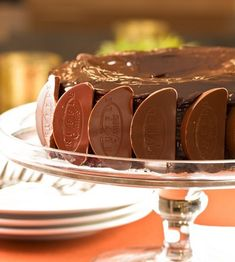 Chocolate Orange Cake Recipe - #glutenfree | Get the recipe at deliciouseveryday.com