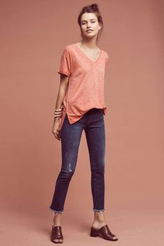 DL1961 Mara Instasculpt Mid-Rise Petite Jeans