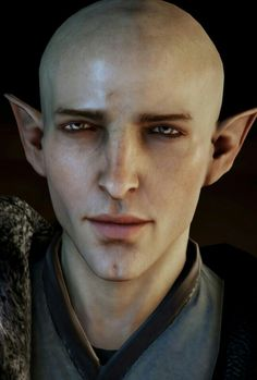Dragon Age 2, Dragon Age Origins, Dragon Age Inquisition Solas, Grey Warden, Fantasy Characters, Fictional Characters, Dark Elf, Art Reference, Fan Art