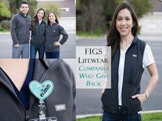 FIGS Lifewear Review: Fleece/Vest/Tee | FIGS scrubs review | best vest best fleece jacket best white tee | petite fashion style | pharmacist | physician | softest scrubs