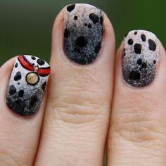 Disney Nails - 101 Dalmatians