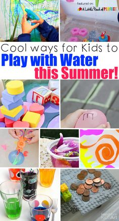 Cool Ways for Kids t