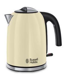Russell Hobbs FR Bouilloire Colours Plus Crème Intemporel 20415-70