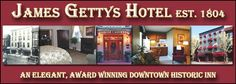 James Gettys Hotel: A Inn Located in Historic Gettysburg PA
